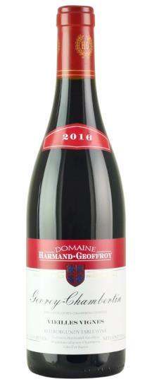 2016 Harmand-Geoffroy Gevrey-Chambertin Vieilles Vignes