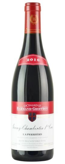 2016 Harmand-Geoffroy La Perriere