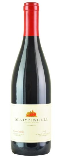 2019 Martinelli Pinot Noir Zio Tony Ranch