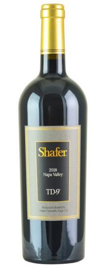 2018 Shafer Vineyards Shafer Vineyards TD-9
