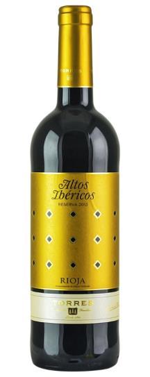 2014 Torres Ibericos Reserva Rioja