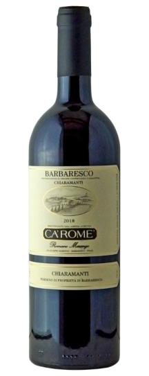 2018 Ca Rome Barbaresco Chiaramanti