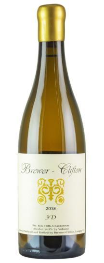 2018 Brewer-Clifton Chardonnay 3 D