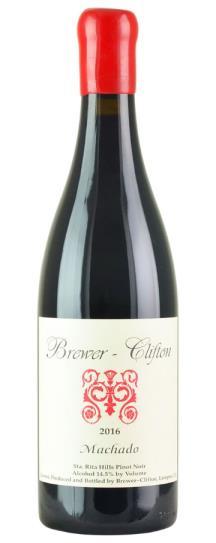 2016 Brewer-Clifton Pinot Noir Machado