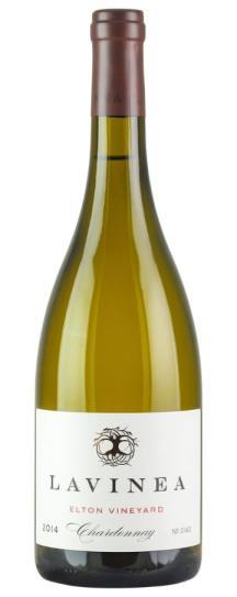 2014 Lavinea Elton Vineyard Chardonnay