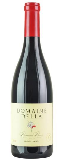 2018 Domaine Della Russian River Pinot Noir