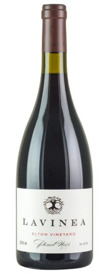 2014 Lavinea Elton Vineyard Pinot Noir