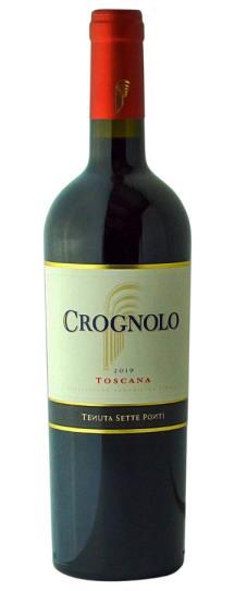 2019 Sette Ponti Crognolo Proprietary Red Wine