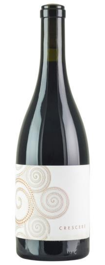 2017 Crescere Wines Platt Vineyard Pinot Noir