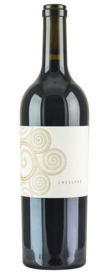 2016 Crescere Wines Estate Cabernet Sauvignon