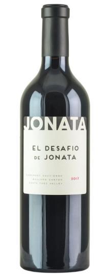 2017 Jonata El Desafio de Jonata Cab/Merlot