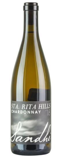2018 Sandhi Santa Rita Hills Chardonnay