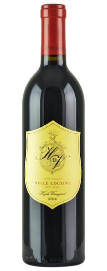 2014 Hyde De Villaine Belle Cousine