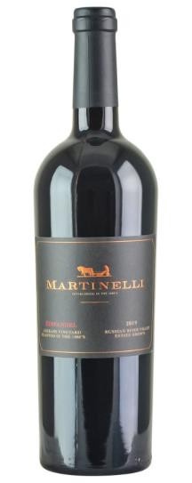 2019 Martinelli Zinfandel Jackass Vineyard