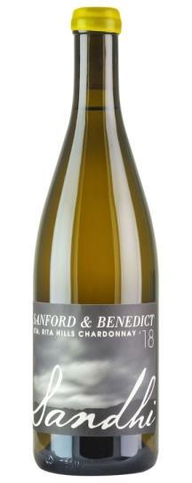 2018 Sandhi Sandhi Chardonnay Sanford & Benedict