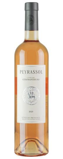 2020 Commanderie de Peyrassol Cotes de Provence Rose