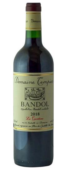 2018 Domaine Tempier Bandol la Tourtine