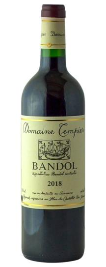 2018 Domaine Tempier Bandol Cuvee Classique