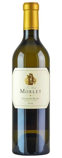 2018 Morlet Family Vineyards Les Petits Morlet Sauvignon Blanc