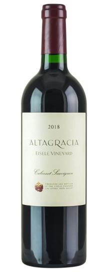 2018 Eisele Vineyard Altagracia Cabernet Sauvignon
