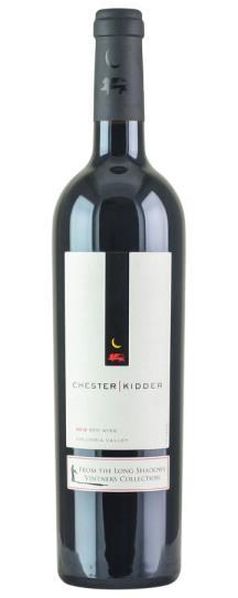 2016 Chester-Kidder Proprietary Red
