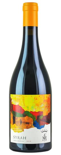 2018 Force Majeure Force Majeure Red Mountain Syrah