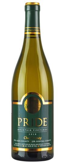 2018 Pride Mountain Vineyards Chardonnay