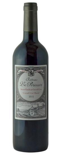 2015 Le Prieure Bordeaux Blend