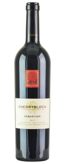 2017 Sebastiani Vineyards & Winery Cabernet Sauvignon Cherry Block