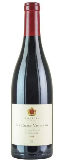 2018 Hartford Court Pinot Noir Far Coast Vineyard
