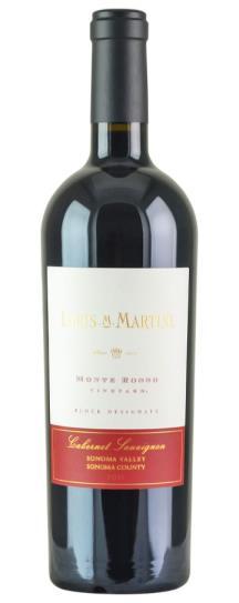 2015 Louis M. Martini Cabernet Sauvignon Monte Rosso Vineyard