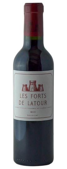 2015 Les Forts de Latour Bordeaux Blend