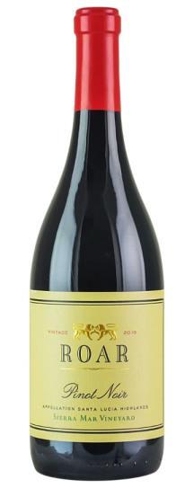 2019 Roar Pinot Noir Sierra Mar