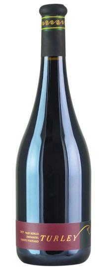 2019 Turley Cellars Zinfandel Pesenti Vineyard