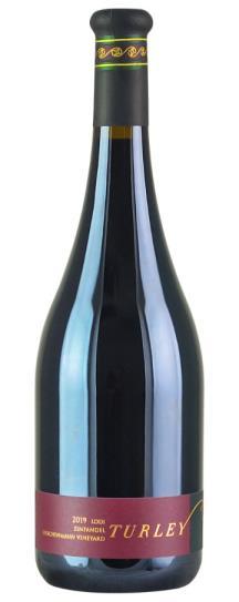 2019 Turley Cellars Kirschenmann Vineyard Zinfandel