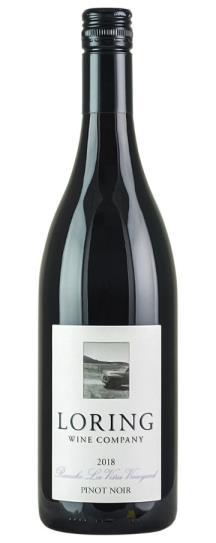 2018 Loring Wine Co Pinot Noir Rancho La Vina Vineyard
