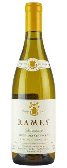 2018 Ramey Chardonnay Rochioli Vineyard