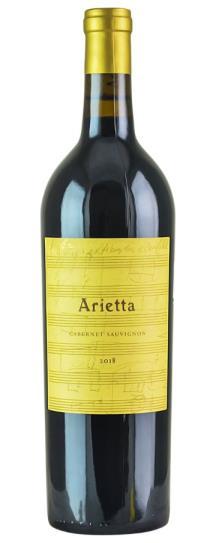 2018 Arietta Cabernet Sauvignon