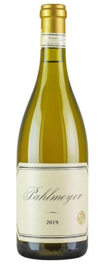 2019 Pahlmeyer Winery Chardonnay Napa