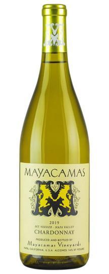2019 Mayacamas Vineyards Chardonnay