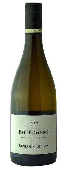 2019 Benjamin Leroux Bourgogne Blanc