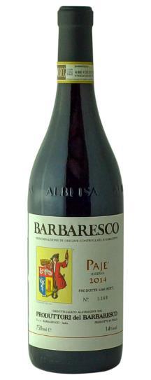 2015 Produttori del Barbaresco Barbaresco Riserva Paje