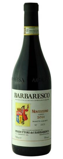 2014 Produttori del Barbaresco Barbaresco Montestefano Riserva