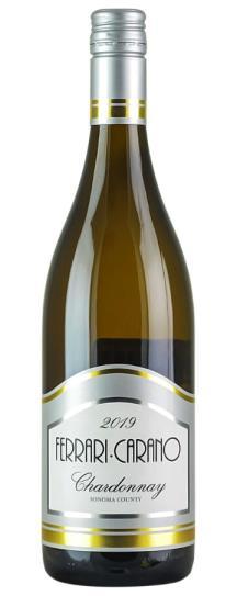 2019 Ferrari-Carano Chardonnay