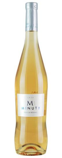 2020 Minuty Cotes de Provence M de Minuty Rose