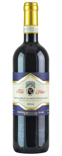2016 Villa Sant' Anna Vino Nobile di Montepulciano