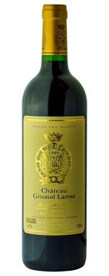 1989 Gruaud Larose 2021 Ex-Chateau Release