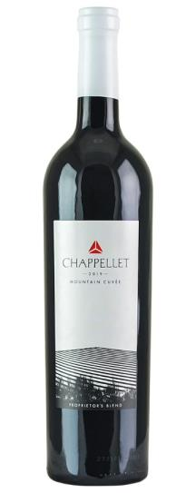 2019 Chappellet Mountain Cuvee
