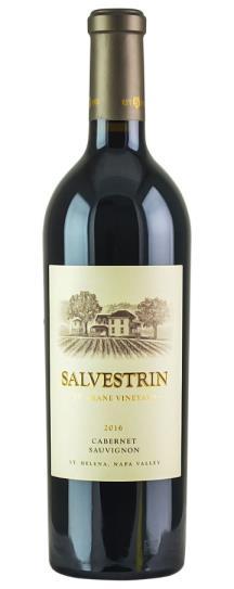 2016 Salvestrin Dr. Crane Vineyard Cabernet Sauvignon