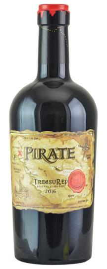 2016 La Sirena Cabernet Sauvignon Pirate TreasuRed